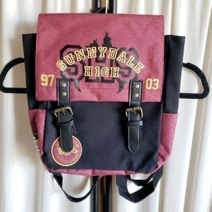Buffy the Vampire Slayer Sunnydale mini backpack